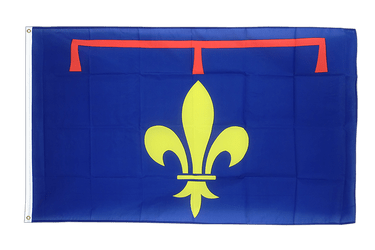 Provence - Flagge 90 x 150 cm