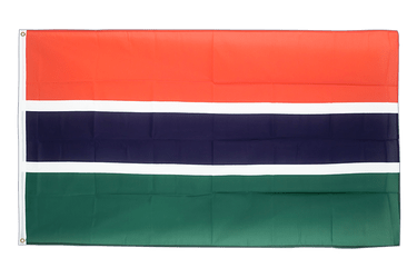 Gambia 3x5 ft Flag