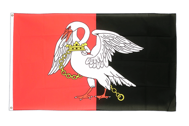Buckinghamshire new 3x5 ft Flag