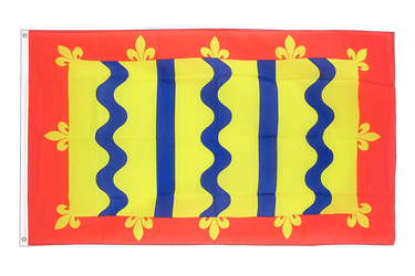 Cambridgeshire 3x5 ft Flag