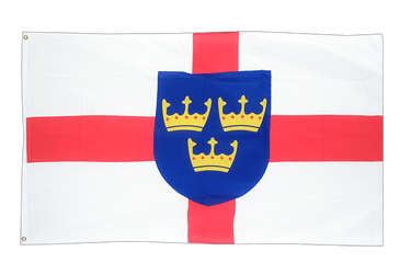 East Anglia 3x5 ft Flag