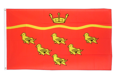 East Sussex - Flagge 90 x 150 cm
