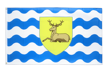 Hertfordshire 3x5 ft Flag