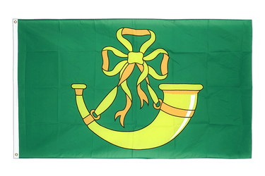Huntingdonshire 3x5 ft Flag