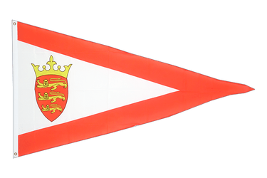 Jersey Wimpel Flagge 90 x 150 cm