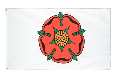 Lancashire red rose 3x5 ft Flag