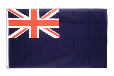United Kingdom Naval Blue Ensign 1659 3x5 ft Flag