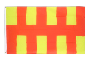 Northumberland - 3x5 ft Flag