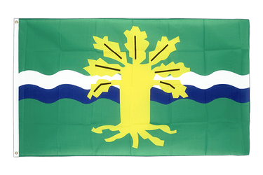 Nottinghamshire 3x5 ft Flag
