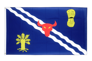 Oxfordshire - 3x5 ft Flag