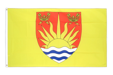 St. Edmund of Suffolk 3x5 ft Flag