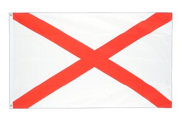 St. Patrick cross - 3x5 ft Flag