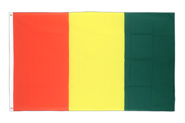 Guinea 3x5 ft Flag