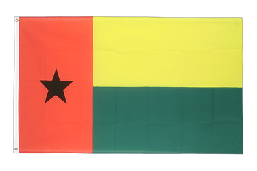 Guinea-Bissau 3x5 ft Flag