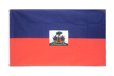 Haiti 3x5 ft Flag