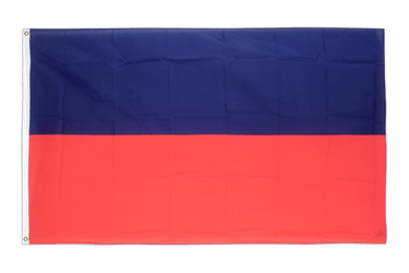 Haiti without crest 3x5 ft Flag