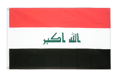 Iraq 2009 3x5 ft Flag