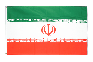 Iran 3x5 ft Flag