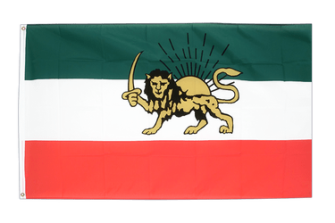 Iran Shahzeit 3x5 ft Flag