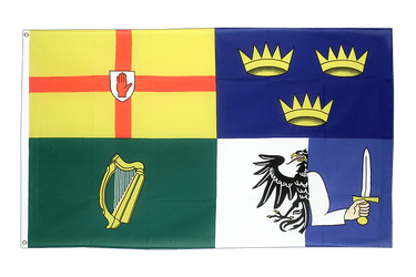 Ireland 4 provinces 3x5 ft Flag