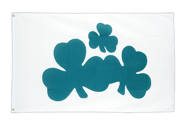 Shamrock 3x5 ft Flag