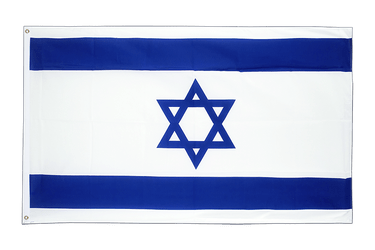 Israel 3x5 ft Flag