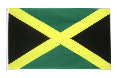 Jamaica 3x5 ft Flag