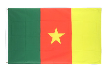 Cameroon 3x5 ft Flag
