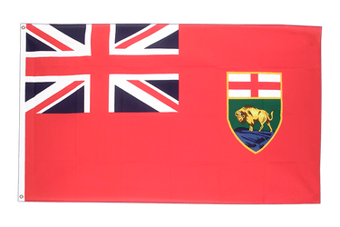 Manitoba 3x5 ft Flag