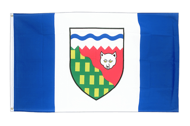 Northwest Territories 3x5 ft Flag