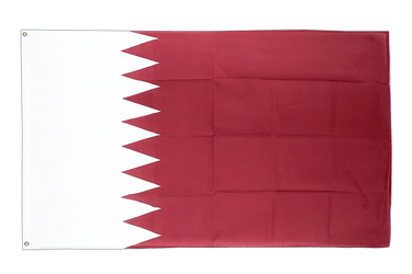Qatar 3x5 ft Flag