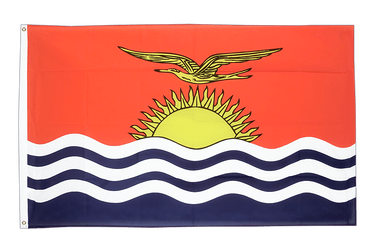 Kiribati - 3x5 ft Flag