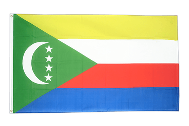 Comoros - 3x5 ft Flag