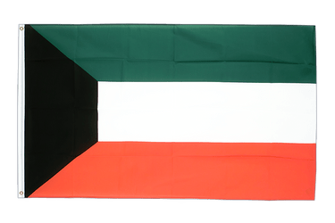 Kuwait 3x5 ft Flag