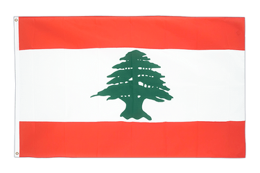 Lebanon 3x5 ft Flag