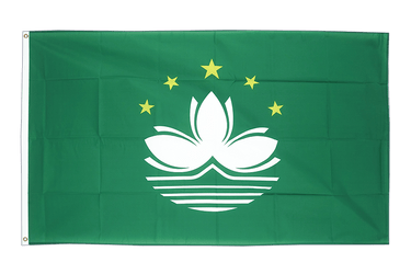Macao Macau - 3x5 ft Flag
