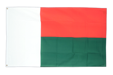 Madagascar 3x5 ft Flag
