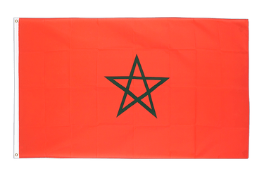 Morocco 3x5 ft Flag