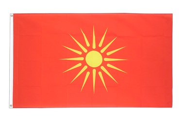 Macedonia old 1992-1995 3x5 ft Flag