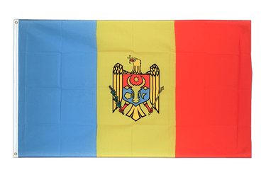 Moldova 3x5 ft Flag