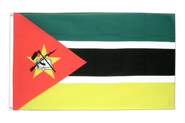 Mozambique - 3x5 ft Flag