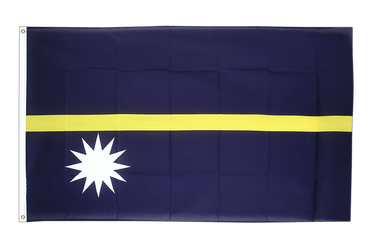 Nauru 3x5 ft Flag
