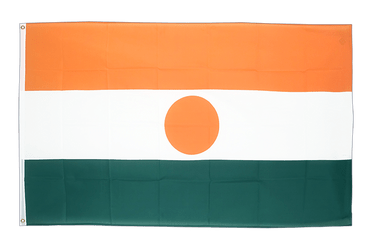 Niger - 3x5 ft Flag