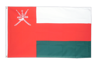 Oman 3x5 ft Flag