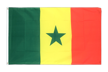 Senegal 3x5 ft Flag