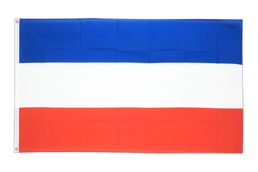 Serbia and Montenegro - 3x5 ft Flag
