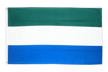 Sierra Leone 3x5 ft Flag
