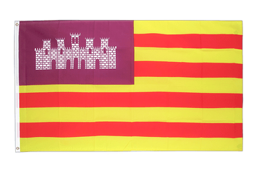 Balearic Islands 3x5 ft Flag
