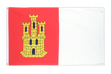 Castile-La Mancha 3x5 ft Flag