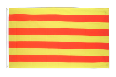 Catalonia 3x5 ft Flag